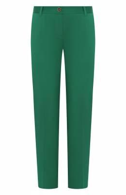 Хлопковые брюки Dolce&Gabbana FTAGNT/FUFIS