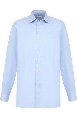Хлопковая сорочка Brioni RCL4/PZ023