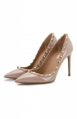 Лаковые туфли Valentino Garavani Rockstud Valentino MW2S0057/VNW