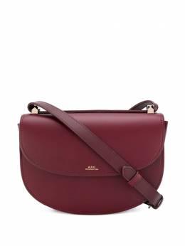 A.P.C. сумка через плечо Geneve PXAWVF61161