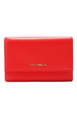 Кожаный кошелек с клапаном Coccinelle E2 EW1 11 66 01