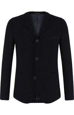 Однобортный шерстяной пиджак Giorgio Armani WSGA21/WS562