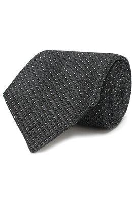 Шелковый галстук Zilli CRAV.7P40945E