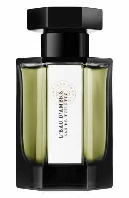 Туалетная вода L'eau D'Ambre L'Artisan Parfumeur 3660463022635