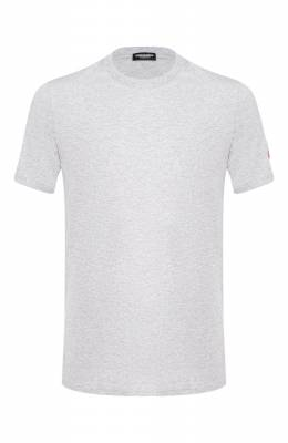Хлопковая футболка Dsquared2 D9M202460