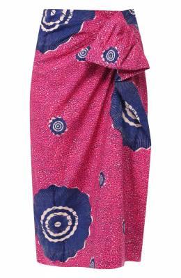 Хлопковая юбка Ulla Johnson PS200302