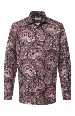 Хлопковая рубашка Eton 1000 00619