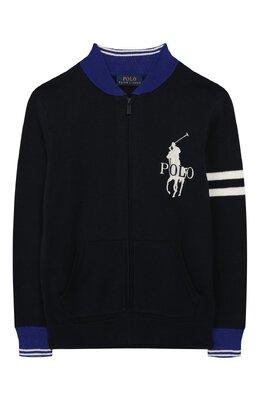 Хлопковый кардиган Polo Ralph Lauren 322736844