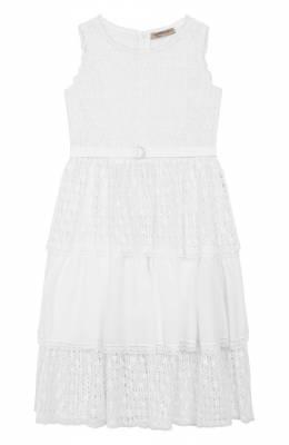 Платье Ermanno Scervino 46I AB36 SAN/10-16