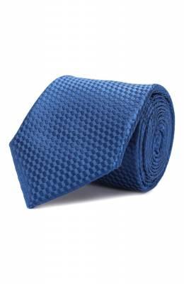 Шелковый галстук Zilli 50509/TIES