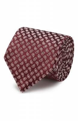 Шелковый галстук Brioni 061R00/08405
