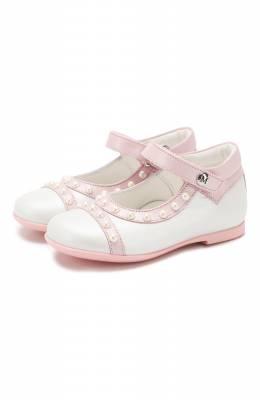 Кожаные туфли Missouri 4476 B/18-26