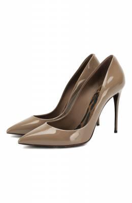 Кожаные туфли Kate Dolce&Gabbana 0112/CD0041/AC062