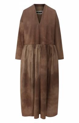 Хлопковое платье Uma Wang P0 M UP5017