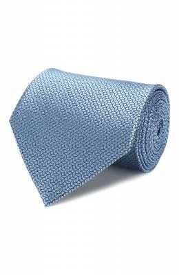 Шелковый галстук Ermenegildo Zegna Z7D21/1UM