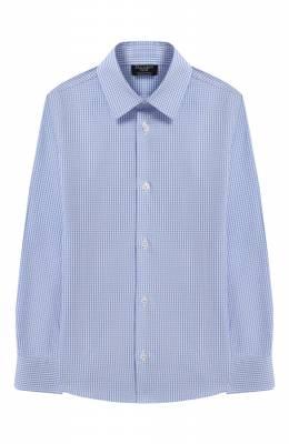 Хлопковая рубашка Dal Lago N402/2206/4-6