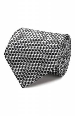 Шелковый галстук Brioni 062I00/08411