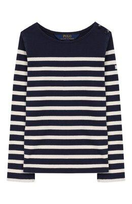 Хлопковый пуловер Polo Ralph Lauren 311765661
