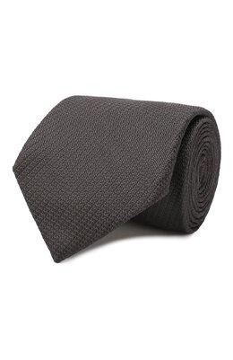 Шелковый галстук Brioni 062H00/PZ416