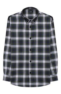Хлопковая рубашка Il Gufo A19CL154C3110/2А-4А