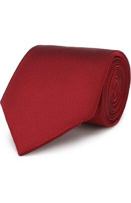 Шелковый галстук Zilli 50001/TIE