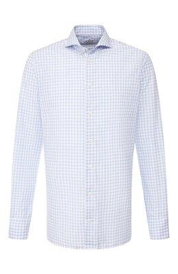 Хлопковая сорочка Van Laack RES0-SF/156263