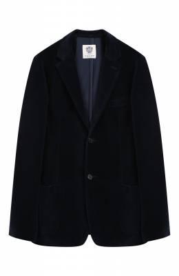 Бархатный пиджак Dal Lago W004M/8727/17/L-18/XL