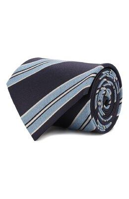 Шелковый галстук Brioni 062H00/08428