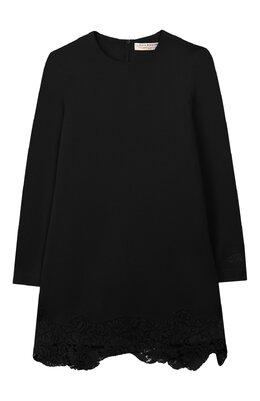 Платье с кружевной отделкой Philosophy Di Lorenzo Serafini Kids PJAB33/JE08/UH026/S-M