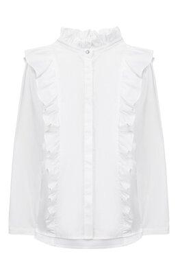 Хлопковая блузка Aletta AC999307ML/9A-16A