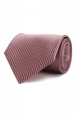Шелковый галстук Brioni 062I00/P840J