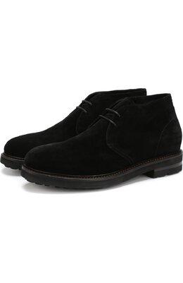 Замшевые ботинки с внутренней отделкой из овчины H'D'S'N Baracco 58502.3*