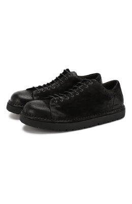 Кожаные ботинки Marsell MMG350/DR0M R0VESCI0