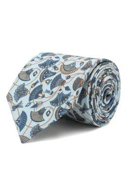 Шелковый галстук Eton A000 31859