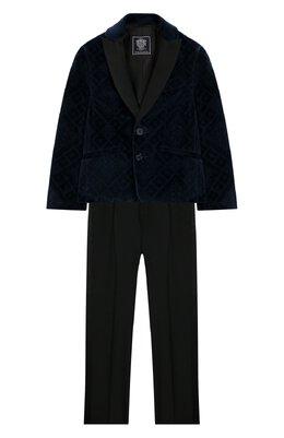 Костюм из пиджака и брюк Dal Lago N058R/8732/4-6