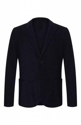 Пиджак из смеси шерсти и хлопка Harris Wharf London C8P22MYN