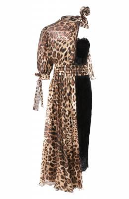 Платье Dolce&Gabbana F6G7AT/GDR72