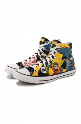 Кеды Converse x Batman Chuck Taylor All Star Converse 167304