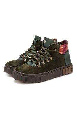 Кожаные ботинки Missouri 4724 B/18-26