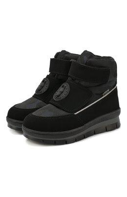 Утепленные ботинки Jog Dog 14057R/TU0N0 MIMETIC/32-35