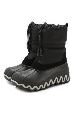 Утепленные сапоги Jog Dog 55037R/TU0N0 SIGMA/31-34