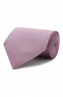 Шелковый галстук Ermenegildo Zegna Z5D04/1XW