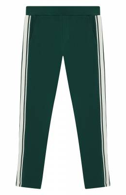 Хлопковые брюки Moncler Enfant E1-954-87073-00-809AG/12-14A