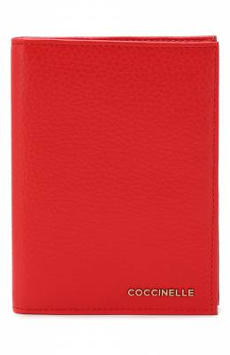 Кожаная обложка для паспорта Coccinelle E2 FW5 12 91 01