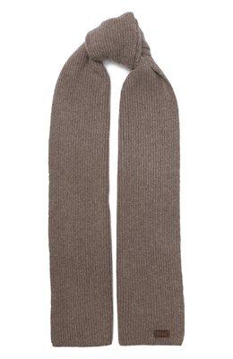 Шерстяной шарф Brioni 03MB0L/08K30