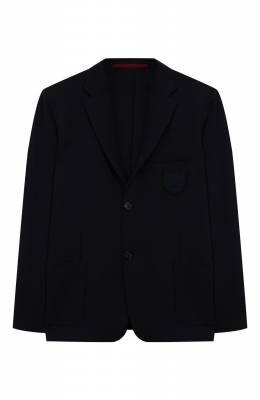 Шерстяной пиджак Dal Lago N068S/7715/7-12
