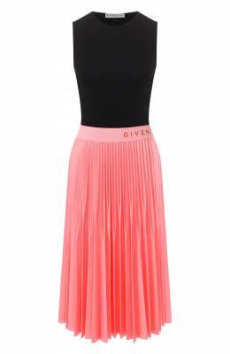 Платье-миди Givenchy BW20UL30GL