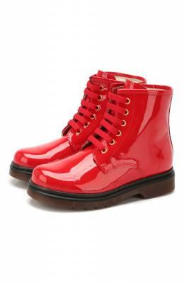Кожаные ботинки Missouri 4751N/27-30