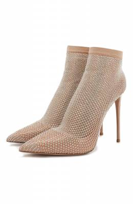 Кожаные туфли Queen Le Silla 2118M100R1PPKAB