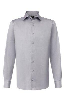Хлопковая сорочка Van Laack MIVARA-SF/161582